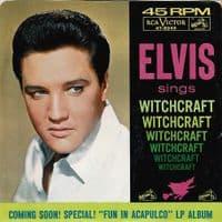 ELVIS PRESLEY Bossa Nova Baby Vinyl Record 7 Inch US RCA Victor 1963